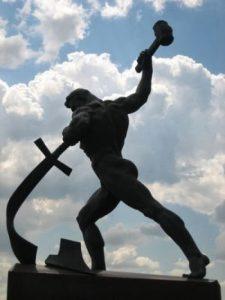 Tubal-Cain, iron monger